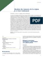 Classification des tumeurs de la région pinéale et leurs traitement