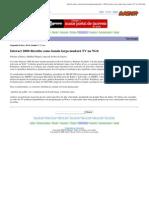 Interact 2000 discutiu como banda larga mudará TV na Web