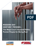 Modern Day Debtor's Prison Final