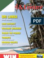 The Travel & Leisure Magazine Sept-Oct 09