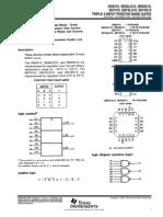 datasheet 74s10