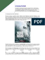 5 Film Pendakian Gunung Terbaik