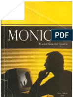 Manual Guia Monica 8.5