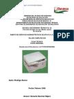 Análisis de Objeto Técnico de la Fotocopiadora