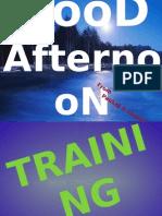 Training 222222