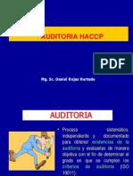 AUDITORIA HACCP