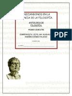Antología filosofía final