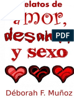 Relatos de Amor Desamor y Sexo