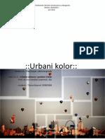 Urbani Kolor