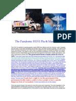 The Pandemic H1N1 Flu