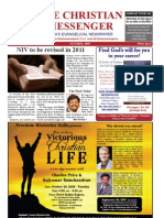 The Christian Messenger, October 2009 e-paper edition