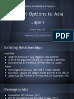 Startup Leadership Program Japan Overview
