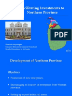 BOI Incentives for Development of Northern Province 2010