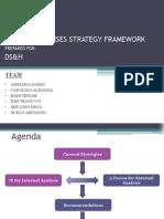 HR Strategy Framework Presentation (Client