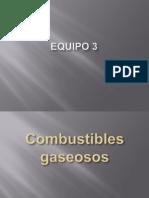 Combustibles Gaseosos EQUIPO..