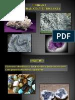 Unidad 2.-Mineralogia y Petrologia