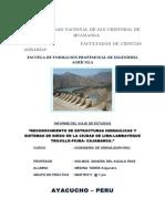 Informe de Viaje de Estudios Aycucho 01