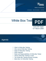 WhiteBox Testing