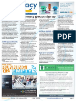 Pharmacy Daily for Tue 11 Feb 2014 - Pharmacy groups sign up, NPS claims improved prescribing, Chemmart \'Spotcheck\' program, Guild Update and much more