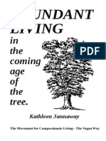 Abundant Living in the Coming Age of the Tree