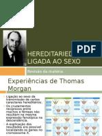 Hereditariedade ligada ao sexo (Revisões)