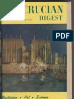 Rosicrucian Digest, December 1947
