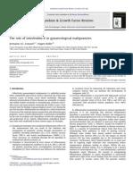 The role of Interleukin-6 in gynecological malignancies