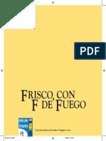 FRANCISCO CON F de FUEGO