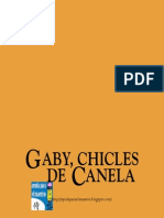 GABY CHICLES