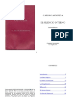 Castaneda Carlos - El Silencio Interno [Doc]