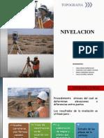 Nivelacion- topografia