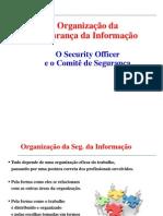 Organizacao Da Seguranca Da Informacao