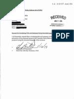 Marijuana Policy Reform Act of 2014