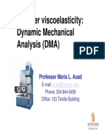 Introduction to and presentation of DMA