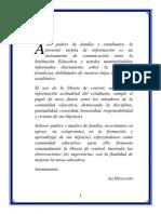 Tarjeta Pr & Sc - 2012