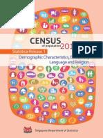Singapore Census of population in 2010