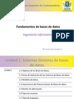 Fundamentos de BD_Unidad I