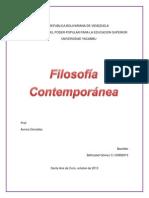 tarea 11 filosofia contemporanea