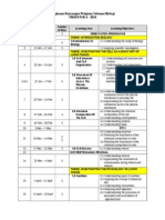 Biology Yearly Lesson Plan Form 4 2014