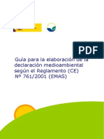 Environmentalstatementhandbook Es