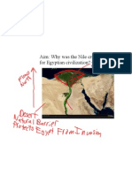 Notes Egypt PDF