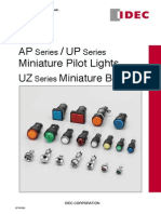 Idec Miniature Switches