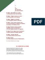 poemas POESIAS RELIGIOSAS