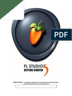 Manual FL Studio