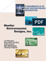 Fundamentals of Gas Solids Liquids Separation