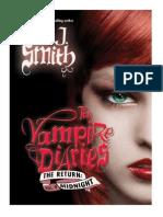 The Vampire Diaries- 07 Medianoche