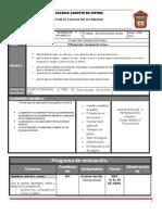 Plan y Prog de Evaluac 2o 4BLOQUE 13 14