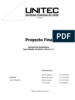 Proyecto Final - GS