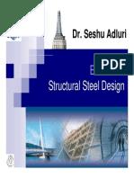 Structural Steel Design PPT