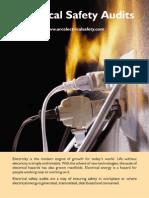 Electrical Safety Audit Brochure